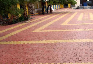 anupam_paints_floor_coatings_paver_block_red_yellow_paints